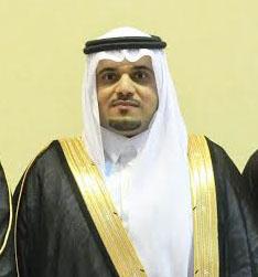 صورة زواج كريمة الاستاذ/عبدالله العنقري (رحمه الله)