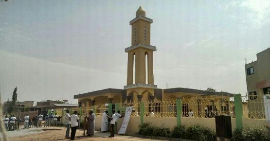 صورة مركز إسلامي في مدينة ( براكو ) صدقة لعبد الله المحيميد رحمة الله