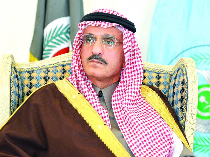 صورة تعيين الأمير خالد بن بندر رئيساً للاستخبارات العامة
