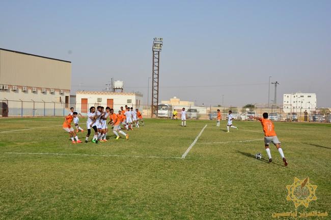صورة برباعية نظيفة نادي أشيقر يخسر أول مبارياته