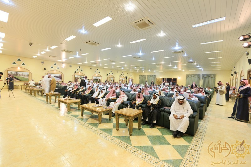 صورة أسرة الخراشي تكرم المتفوقين والمبدعين وحفظة القرآن في عامها الثاني عشر