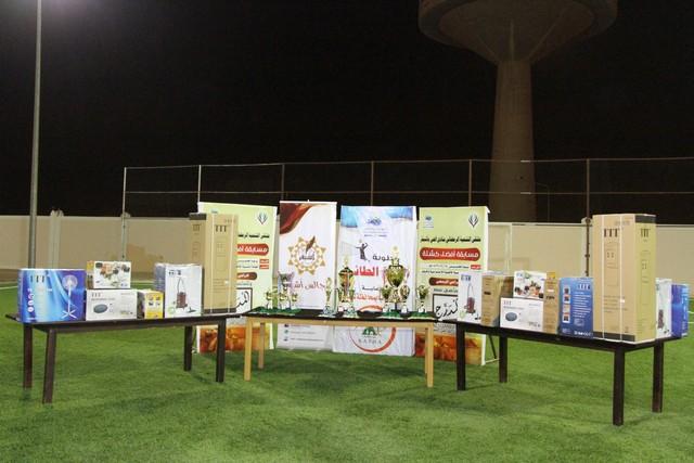 صورة ملتقى التنمية الرمضاني بنادي الحي بأشيقر يختتم أنشطته لهذا العام