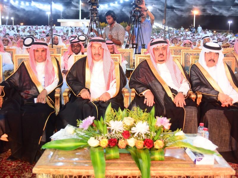 صورة برعاية عمر العبداللطيف أشيقر تحتفل بعيد الفطر المبارك