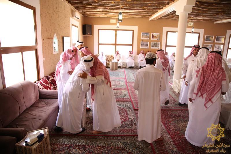 صورة اجتماع أسرة أباحسين السنوي بدار التراث
