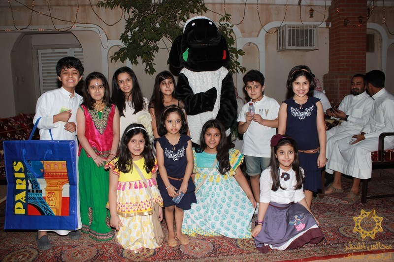صورة بمشاركة 30 منزل أشيقر تستقبل العيد بالتحلوي