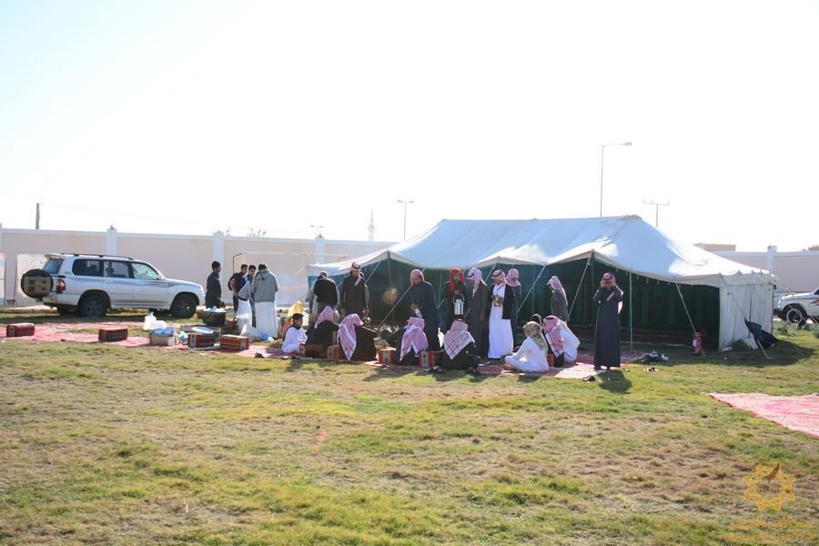 صورة متوسطة وثانوية أشيقر تقيم برنامج اليوم المفتوح لطلابها