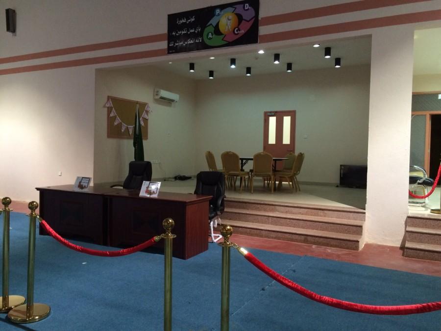 صورة مركز الإنتخابات النسائي يكمل استعداداته لاستقبال الناخبات