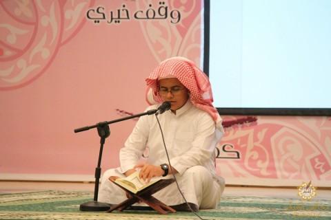 صورة الطالب فيصل المنيعي يفوز بالمركز الأول في مسابقة أمير الرياض
