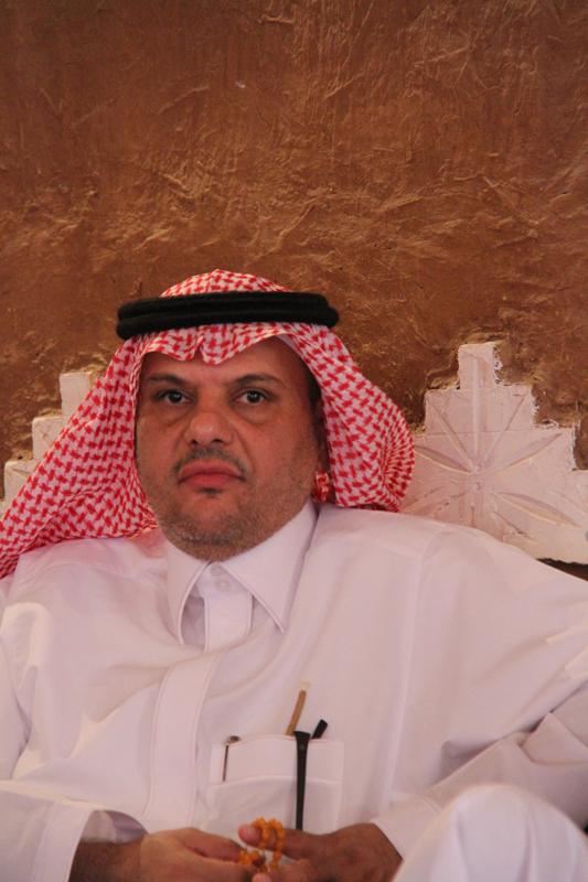 صورة الربيعة أمين عام مجلس منطقة الرياض يزور قرية أشيقر التراثية
