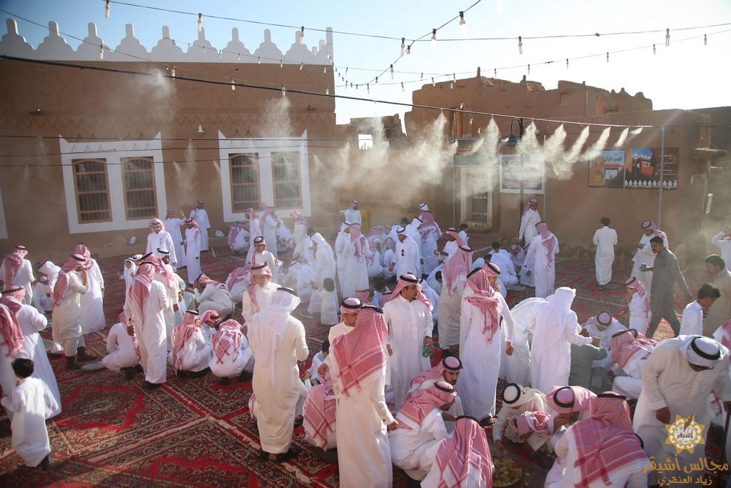 صورة أعيادنا تستمر وأفراحنا متواصلة صباح العيد