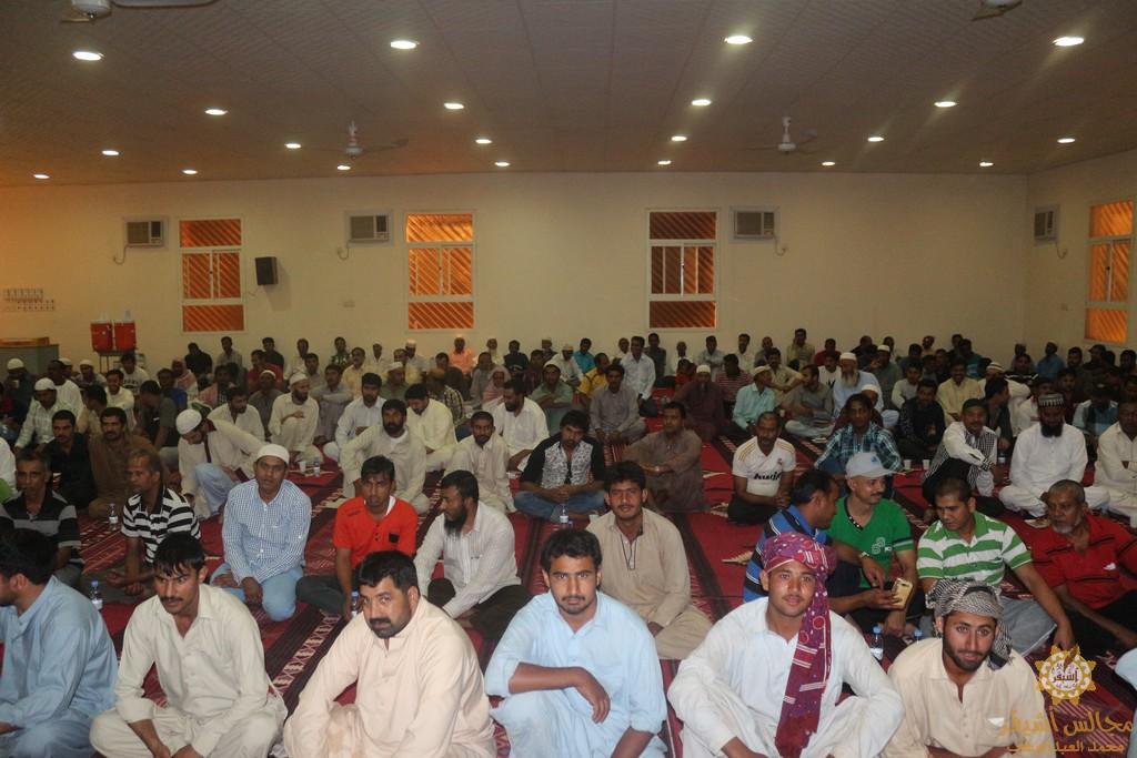 صورة جمعية أشيقر الخيرية تقيم حفل معايدة للجاليات