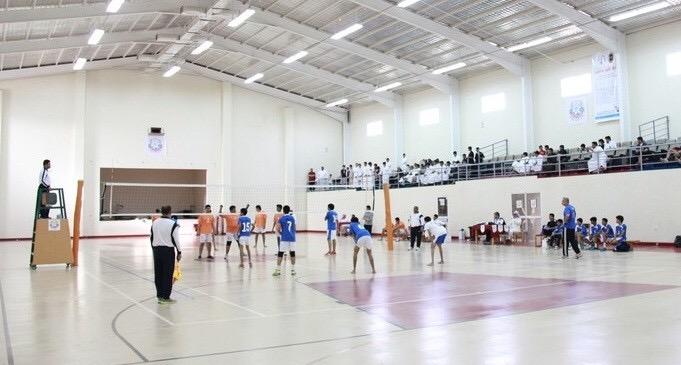 صورة نادي أشيقر يستضيف منافسات المجموعة الثانية لتصفيات منطقة الرياض لكرة الطائرة