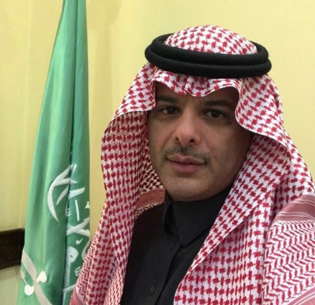 صورة تكليف الأستاذ/ عبدالله الضويان رئيساً لمركز أشيقر