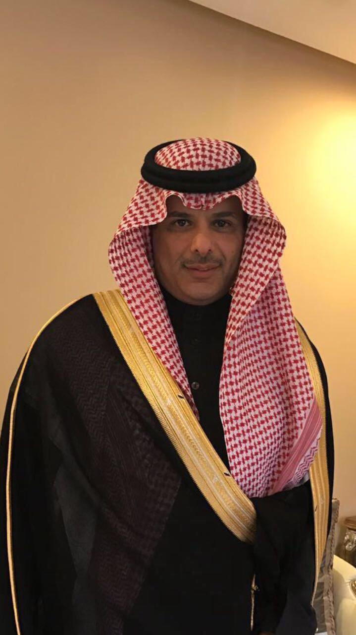 صورة تعيين عبدالله الضويان رئيساً لمركز أشيقر رسمياً