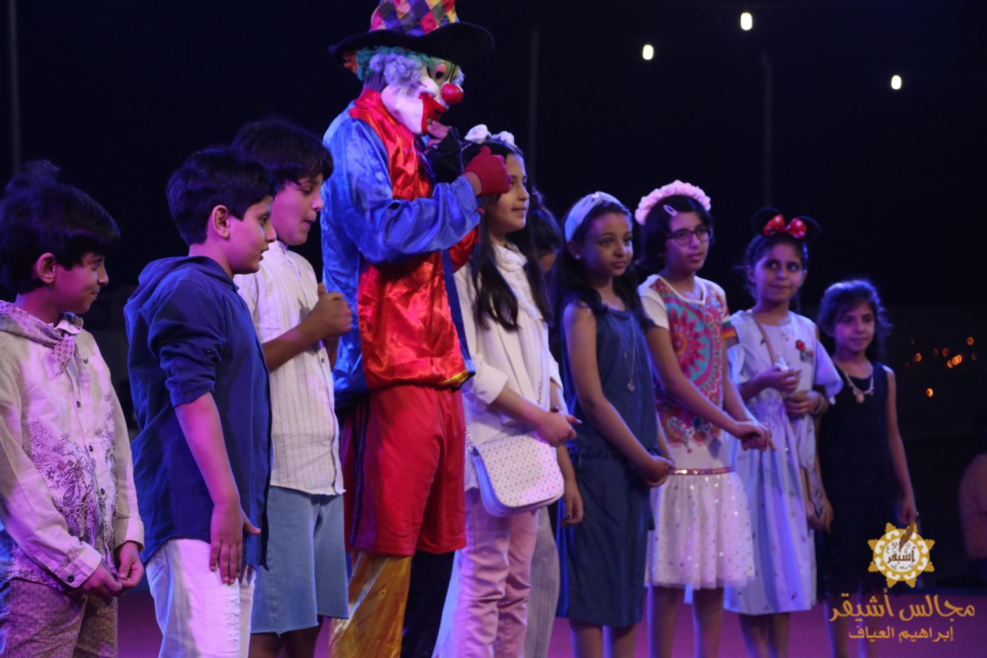 صورة لجنة التنمية الإجتماعية الأهلية بأشيقر تنظم مهرجان الطفل العاشر