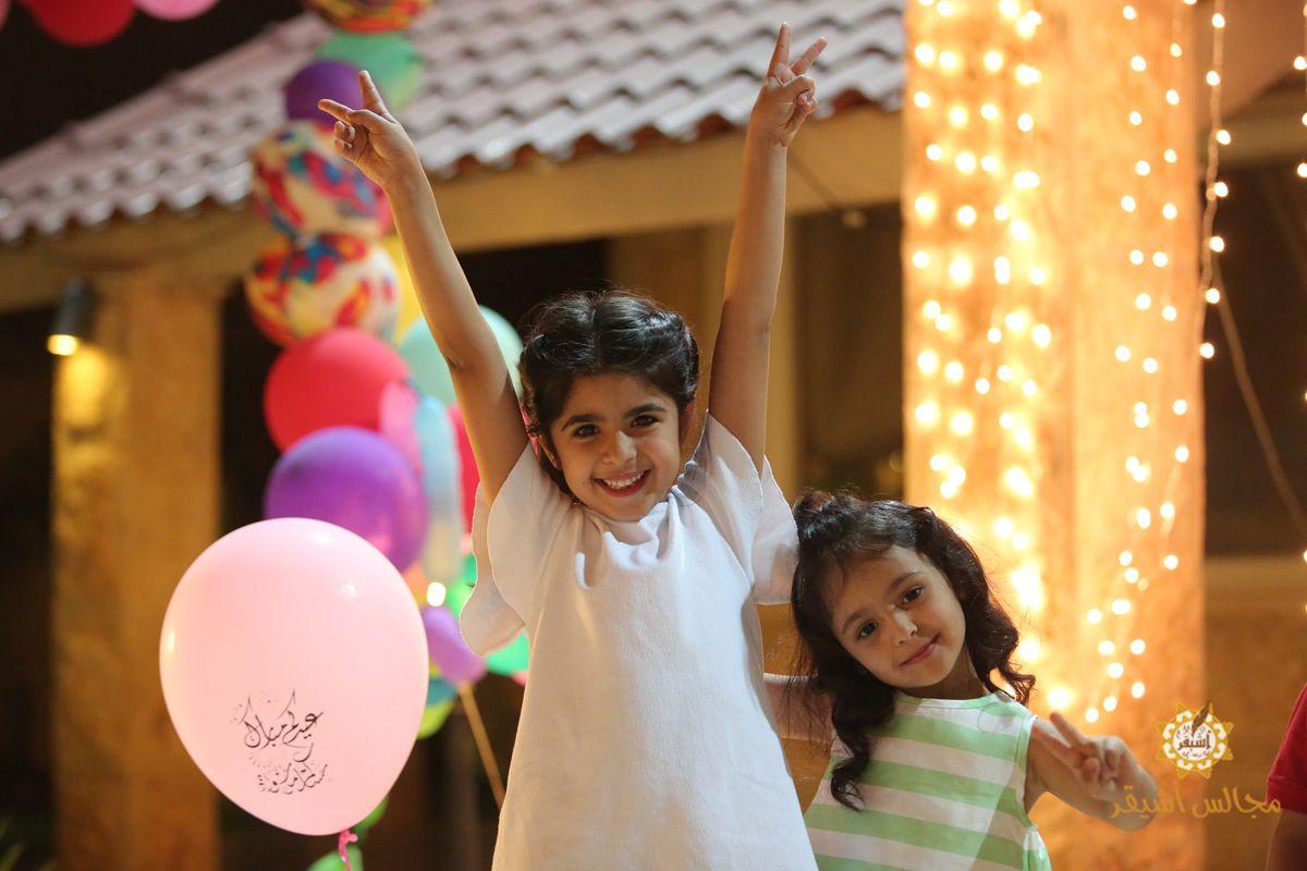 صورة بمشاركة 27 منزل أشيقر تستقبل العيد بمهرجان الحلاوي