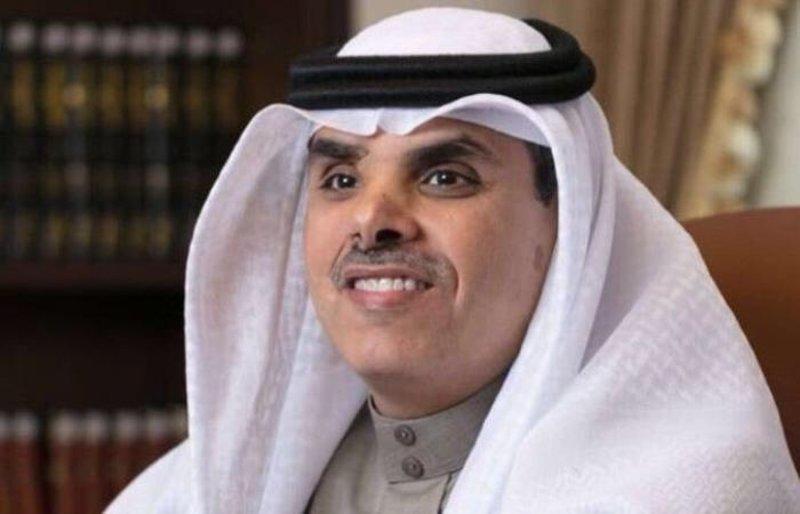 """صورة المحامي """"عماد الخراشي"""" محافظًا للهيئة العامة للأوقاف"""