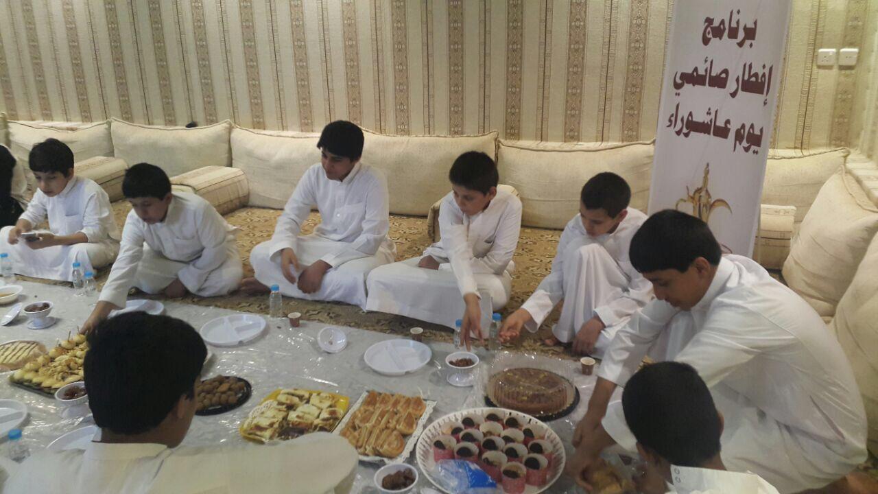 صورة نادي مدرسة الحي بأشيقر يقيم برنامجين في إجازة نهاية الأسبوع الماضي