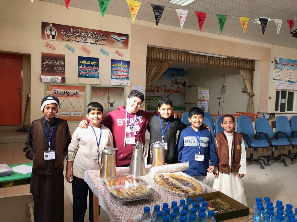 صورة مدرسة أشيقر الابتدائية تقيم لقاء اولياء الأمور بالمعلمين