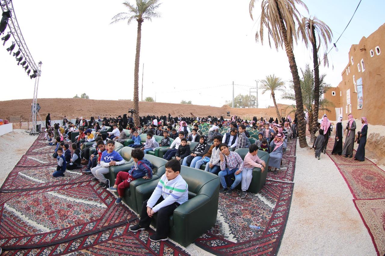 صورة ختام مهرجان ربيع أشيقر 1439 وسط إقبال كبير من الزوار