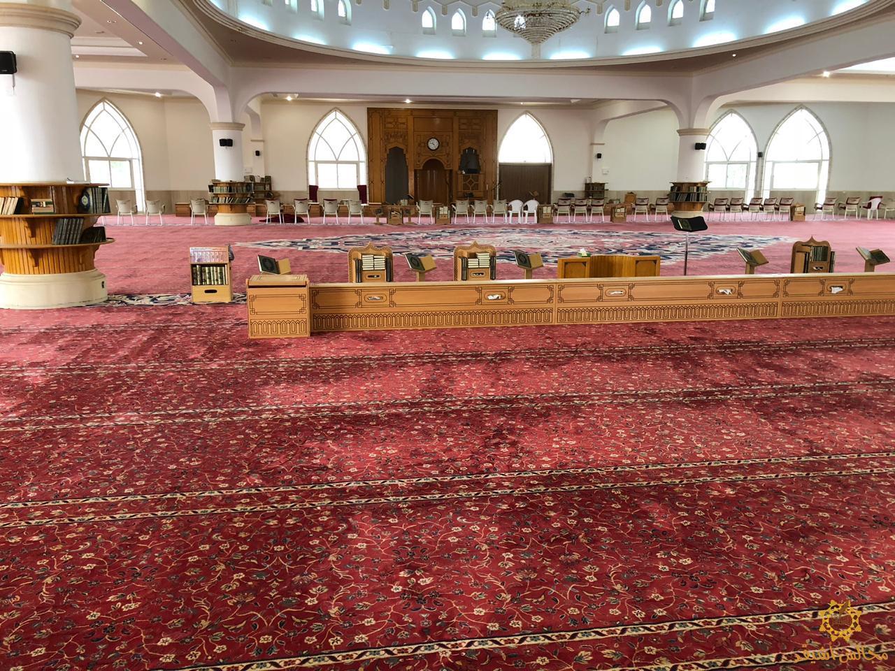 صورة جمعية أشيقر الخيرية تبادر بتنظيف وتعقيم المساجد ودورات المياه