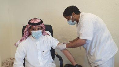 صورة المركز الصحي بأشيقر يبدأ حملة التطعيم ضد الانفلونزا الموسمية