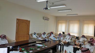 صورة جمعية تعليم القرآن الكريم وعلومه بأشيقر تعقد اجتماع الجمعية العمومية العادية