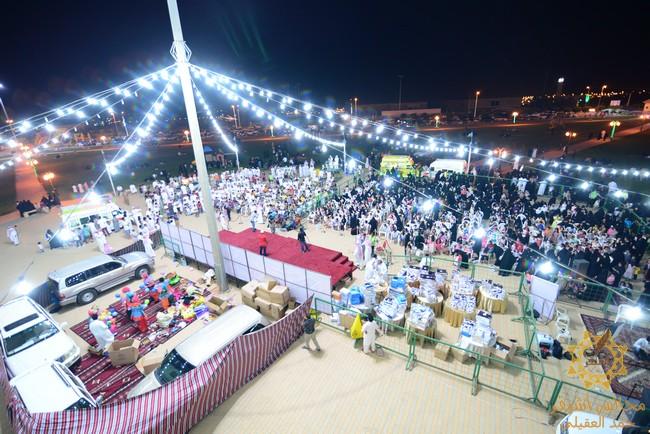 صورة لجنة التنمية ترسم الابتسامة للأطفال بإقامة مهرجان الطفل
