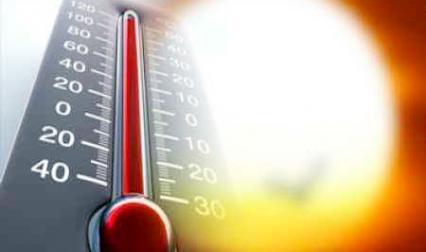 """صورة """"الأرصاد"""" تحذر من ارتفاع مفاجئ في الحرارة الأسبوع المقبل"""