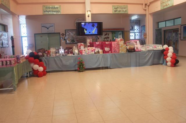 صورة فرحة نــــجاح في ابتدائية أشيقر للبنات